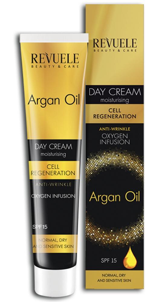 Revuele Argan Oil Day Cream