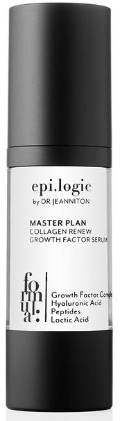 Epi-logic Master Plan Collagen Renew Growth Factor Serum