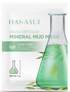 Hanasui Asian Heritage Mineral Mud Mask Acne Care
