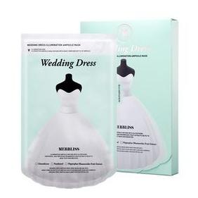 Merbliss Wedding Dress Illumination Ampoule Mask