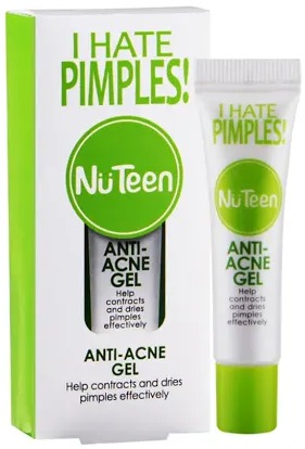 Nuteen Anti Acne Gel