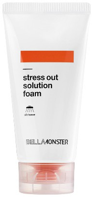 BELLAMONSTER Stress Out Solution Foam #Carrot Cica