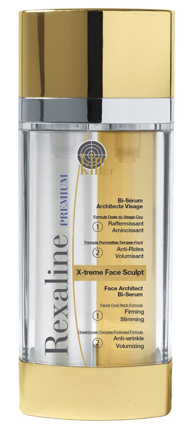 Rexaline X-Treme Face Sculpt - Sérum Volumisant