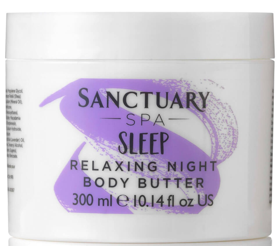 Sanctuary Spa Sleep Relaxing Night Body Butter