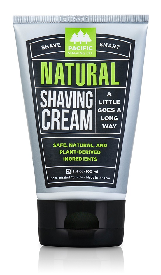 Pacific shaving Shave Cream