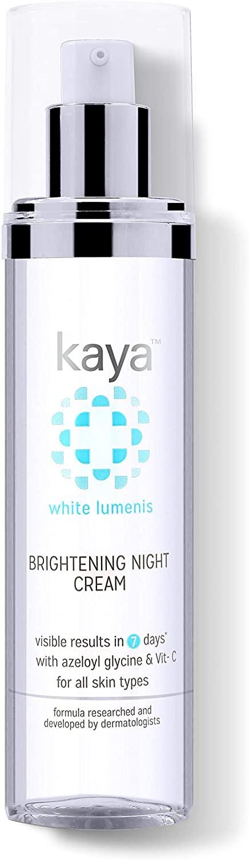 Kaya Brightening Night Cream