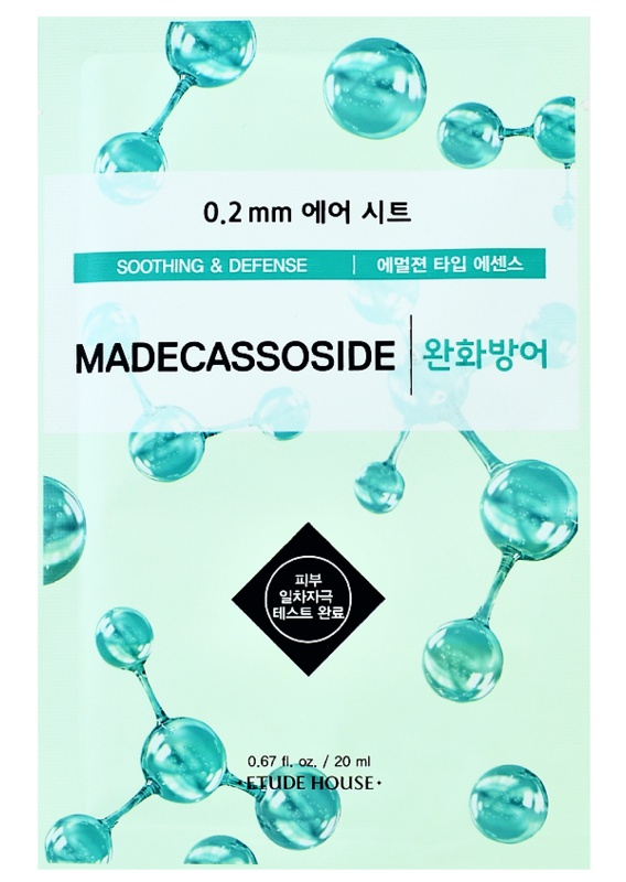 Etude House 0.2 Therapy Air Mask - Madecassoside
