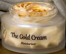 Zoe Bee Gold Cream