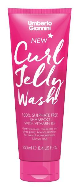 Umberto Giannini Curl Jelly Wash Shampoo