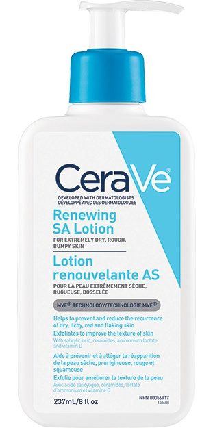 CeraVe Skin Renewing Sa Lotion