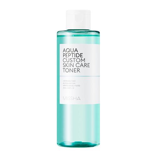 Missha Aqua Peptide Custom Skin Care Toner