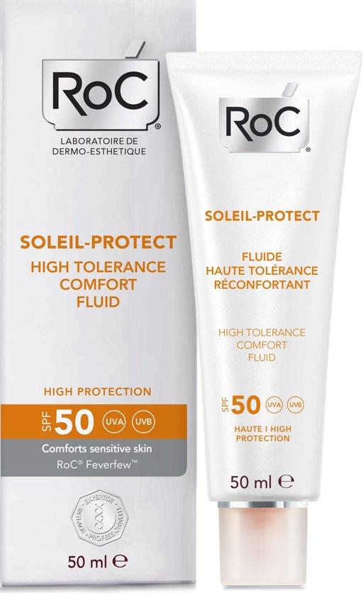 RoC Soleil Protect Fluide High Tolerance Comfort Fluid SPF 50