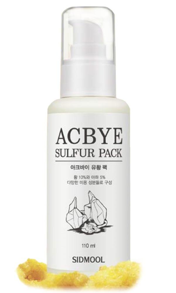 Sidmool ACBYE Sulfur Pack