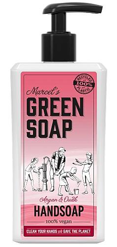 Marcel's Green Soap  Marcels Green Soap Handzeep Argan En Oudh