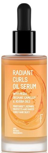 Freshly Cosmetics Radiant Curls Oil Serum