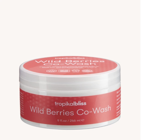 Tropical Bliss Wild Berries Co-Wash