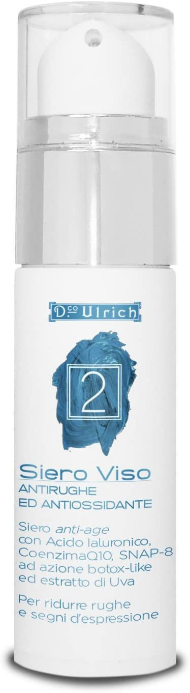 D.co Ulrich Anti-Wrinkle And Antioxidant Face Serum