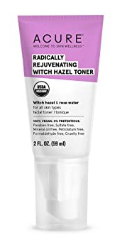 Acure Radically Rejuvenating Witch Hazel Toner