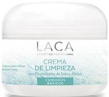 Laca Crema De Limpieza Con Fitoesteroles De Soja
