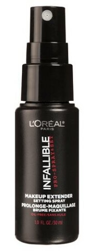 L'Oreal Paris Pro-Spray And Set Make-Up Oil-Free Setting Spray