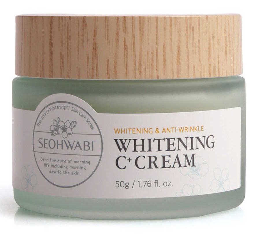 Seohwabi Whitening C+ Cream