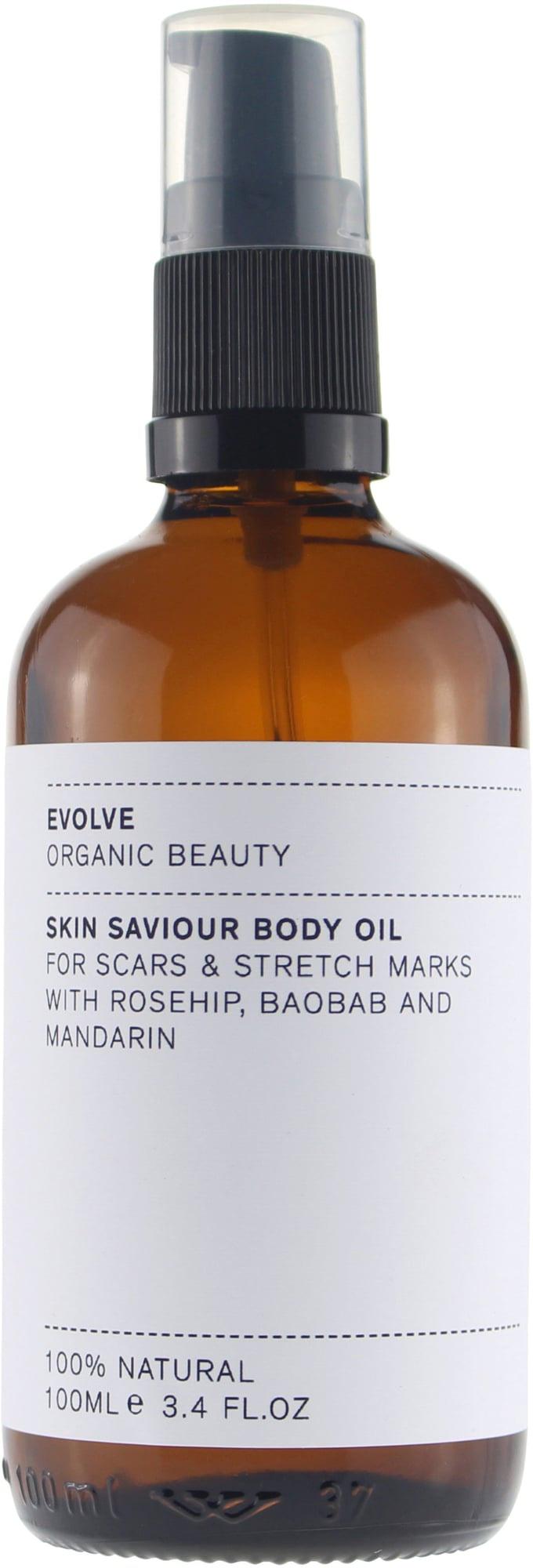 Evolve Organic Beauty Skin Saviour Body Oil