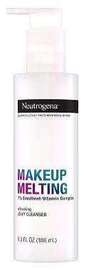 Neutrogena Makeup Melting Refreshing Jelly Cleaner