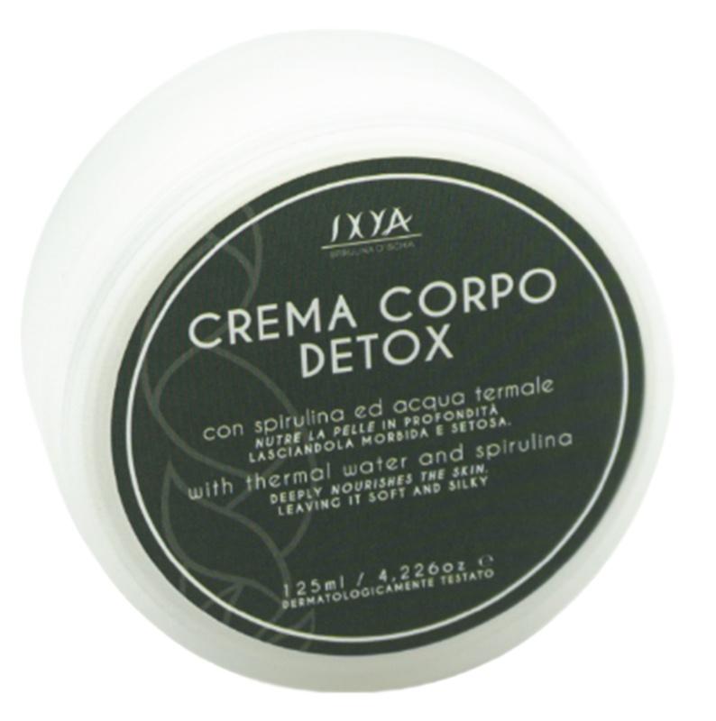 IXYA Detoxikační Pleťový Krém Se Spirulinou