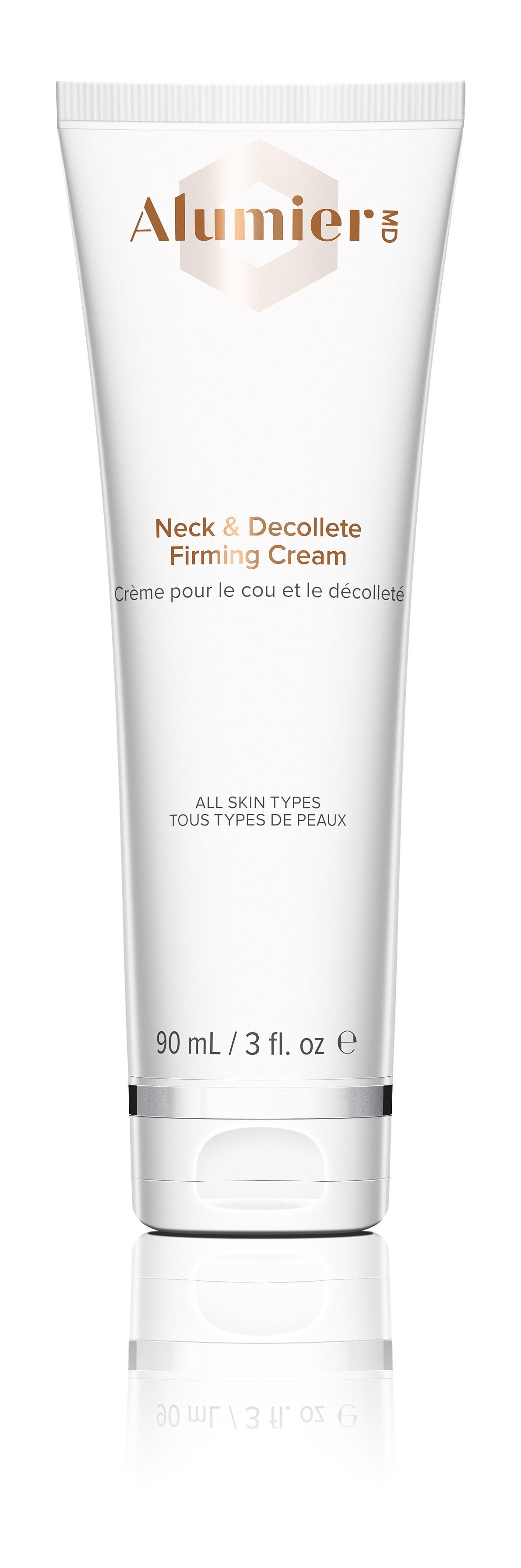 AlumierMD Neck & Décolleté Firming Cream