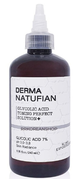 Derma Natufian Glycolic Acid Toning Perfect Solution