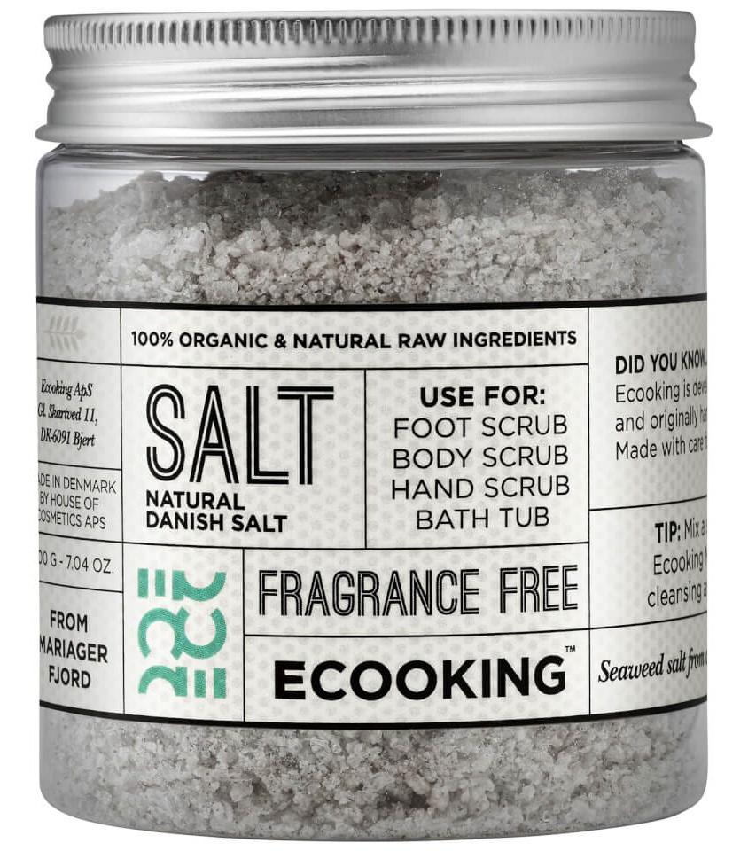 Ecooking Natural Danish Salt