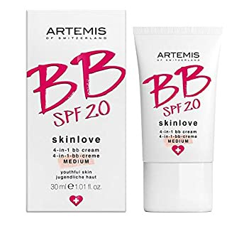 Artemis by Switzerland  Skin Love 4-In-1 BB Cream SPF 20