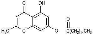 Dihydroxy Methylchromonyl Palmitate