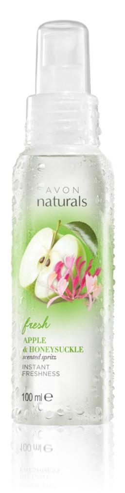 Avon Fresh Apple & Honeysuckle Scented Spritz