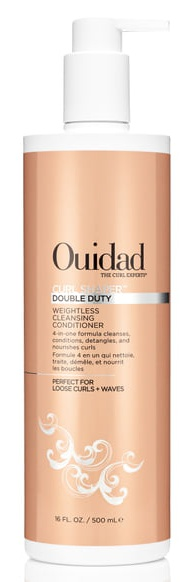 Ouidad Double Duty Weightless Cleansing Conditioner