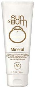Sun Bum Mineral Sunscreen Lotion Spf 50