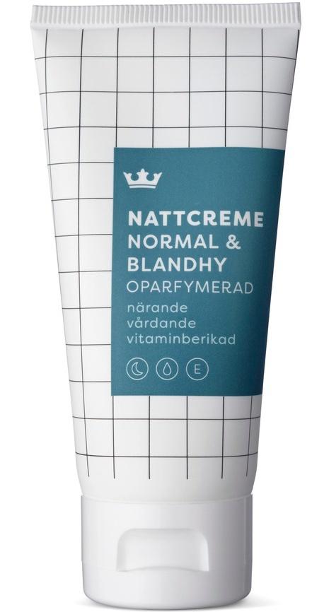 Kronans apotek Nattcreme Normal & Blandhy
