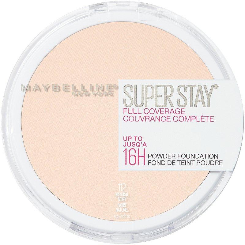 Maybelline Full Coverage Powder