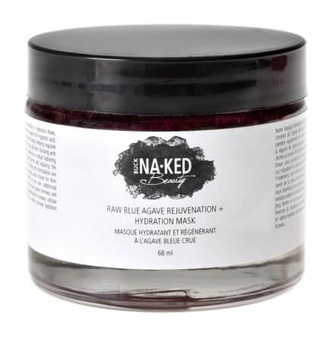 Buck Naked Soap Company Raw Blue Agave Rejuvenation And Hydration Mask
