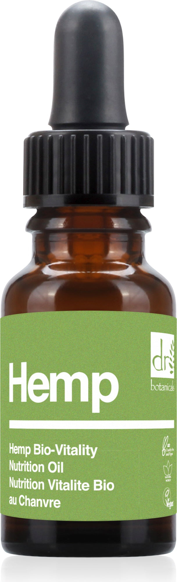 Dr Botanicals Hemp Oil
