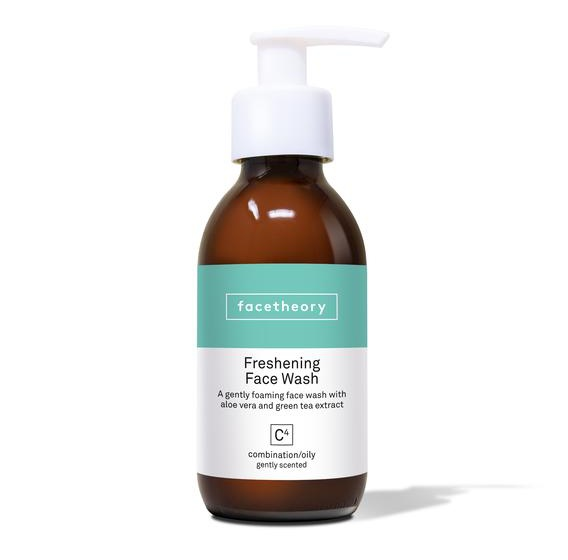 facetheory Freshening Face Wash C4