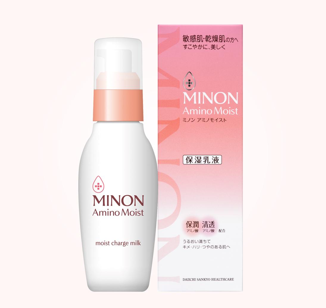 MINON Amino Moist Moist Charge Milk