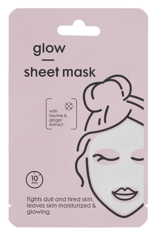Hema Sheetmasker Glow Sheet Mask