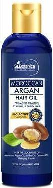 St. Botanica Moroccan Argan Hair Oil With Comb Applicator
