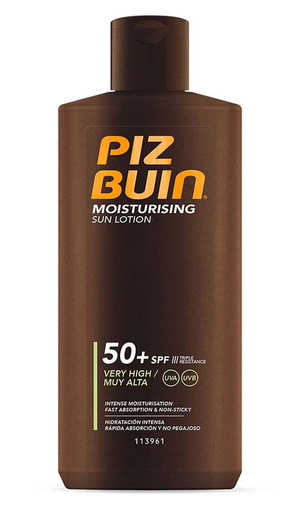 Piz Buin Moisturising Sun Lotion SPF 50+