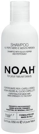 NOAH Fortifying Shampoo For Weak Hair, Strengthen The Scalp