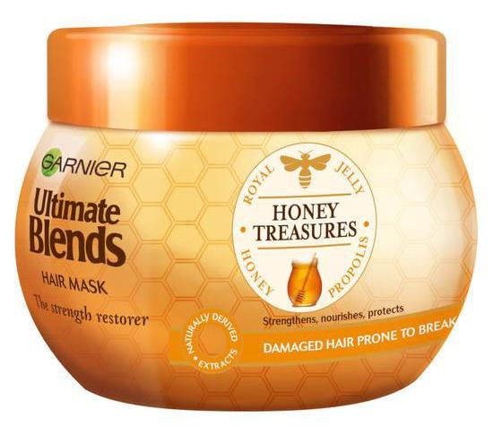Garnier Ultimate Blends Honey Strengthening Hair Mask
