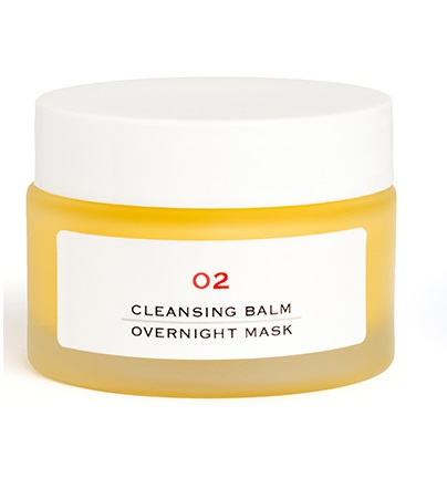 10 Degrees Cooler 02 Cleansing Balm - Overnight Mask