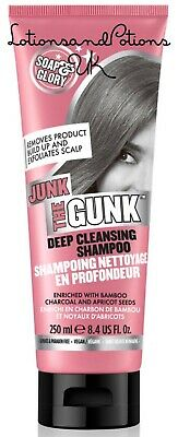 Soap & Glory Junk The Gunk - Charcoal Scalp Exfoliating Shampoo