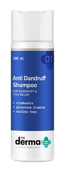 The derma CO Anti Dandruff Shampoo